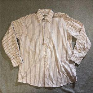 Calvin Klein Slim Fit Long Sleeved Shirt